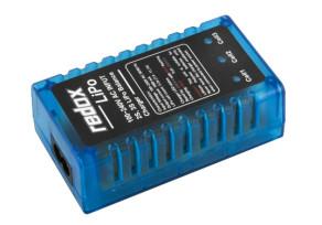 Microprocessor LiPo REDOX 230V balanceres akku töltő