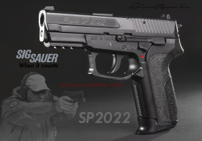 Sig Sauer SP2022 Power (4.5mm légpisztoly)