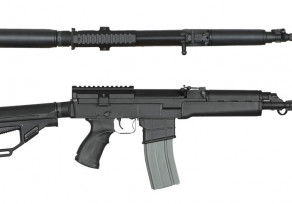 Ares VZ58M MIDDLE Red-dottal